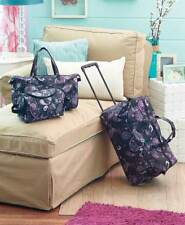 3-Pc. Trendy Luggage Sets 3 Patterns Duffel Bag, Toiletry Bag, Tote