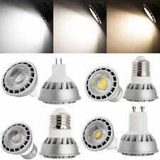 15W E27 GU10 MR16 E26 Dimmable LED Spotlight COB Lights Bulb CREE Lamp