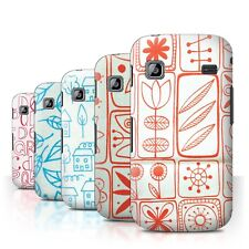 STUFF4 Back Case/Cover/Skin for Samsung Galaxy Gio/S5660/Home Textiles