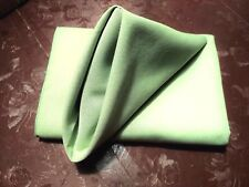sage green Round  tablecloth Polyester easycare 11 sizes Made in USA