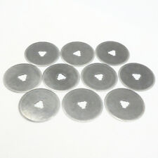 5/10/20pcs 28*5*0.3mm Rotary Cutter Refill Blade Cutters Sewing Quilting Photos
