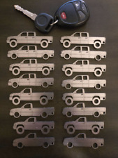 1999-2007 Chevy/GMC NBS Truck Keychains