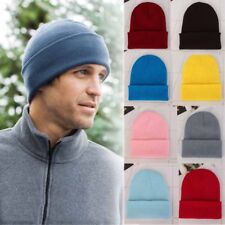 Caps Spring Hip hop Casual Womens Mens Slouchy Beanies Winter Warm Hats New