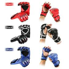 2x Boxing Gloves Mitts Fist Protector Taekwondo Muay Punching Bag Protector Z2I3