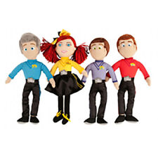 The Wiggles Mini Plush Toys Toy Emma Lachy Simon Anthony Wiggle Doll New 20 cm