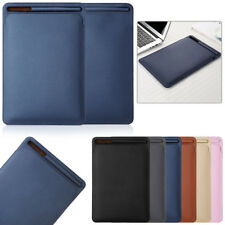 """PU Leather Sleeve Case Cover Pouch Pencil Holder for Apple iPad Pro 9.7"""" & 10.5"""""""