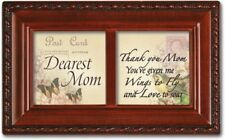 Cottage Garden Petite Music Box - Dearest Mom Plays Wind Beneath My Wings With