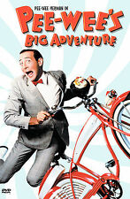 Pee-Wees Big Adventure SEALED DVD FREE SHIPPING