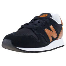 New Balance Wl520 Running Classics Womens Trainers Black Brown New Shoes