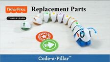 New Fisher Price Fisher-Price Think & Learn Code-a-pillar Replacement Parts