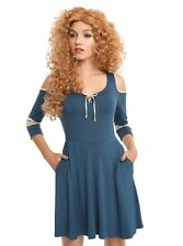 "NWT Disney Pixar ""Brave"" Princess Merida Cosplay Adult Costume Dress - Womens"