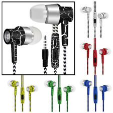 Universal Crack Wired In-Ear Earphone Bass Stereo For Iphone Computer PC Mp3/4