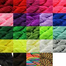 30 Meters Nylon Cord Chinese Knot Rattail Macrame Thread String Bracelet DIY