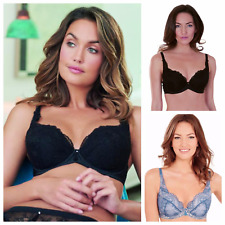 Charnos Bailey Padded Plunge Bra 1551020 New Sexy Charnos Lingerie