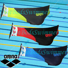 Arena AST16101 Men's Low-Rise Competition Swimwear/Swimsuit/Trunks/Briefs