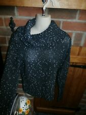 Womans Sweater by Co & Eddy Size Small