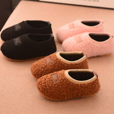 New Winter Indoor Baby Toddler Soft Warm Shoes Toddler Boy Girl Slippers Shoes