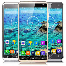 "5.5"" Cheap Factory Unlocked Mobile Phone Android 4 Core 2SIM 3G GPS Smartphone"