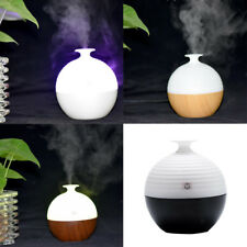 130ML LED Ultrasonic Air Purifier Aroma Therapy Diffuser Mist Humidifier