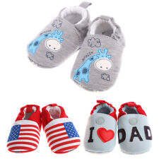 Unique Soft Sole Baby Shoes Boy Girl Infant Toddler Kid Children Crib 0-1 Y