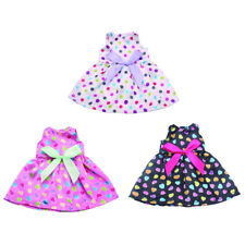 Pretty Doll Clothes for 14 inch American Girl Doll Bubble Dress Skirt Outfits