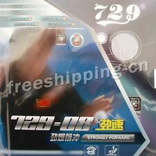RITC 729 Friendship 729  08 pips in Table Tennis Rubber with sponge