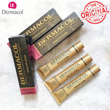 DERMACOL FILM STUDIO LEGENDARY HIGH COVERING MAKE UP FOUNDATION HYPOALLERGENIC!