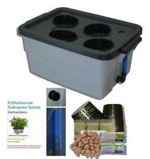 DWC Hydroponic system complete kit by H2OtoGro # 3