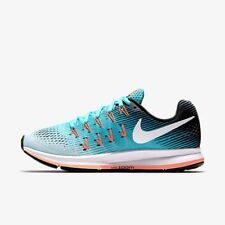 Nike Air Zoom Pegasus 33 Women's Running Shoes Trainers Hot blue size 7, 8, 9