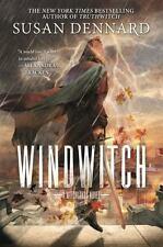 Windwitch (The Witchlands book 2) by Susan Dennard