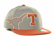 Texas Longhorns Men's Top of the World NCAA Twisted Flex Fit Hat Cap