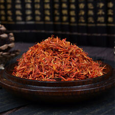 Tibet Dry Saffron Flower Natural Pure Spice Kasubha Health Herbal 10~1000g