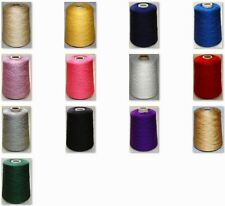 Bramwell Artistic Acrylic Yarn 4ply 500g for Knitting Machines Choice of Colours