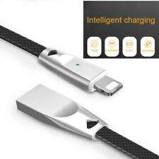 Braided Lightning USB Fast Charging Data Sync Cable For iphone 6S 6 7 8 Plus X