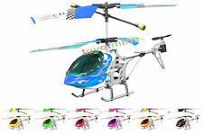 1x 6020 Gyro Micro 3 Channel 3 CH RC V Max Metal Frame Helicopter 6 Colors