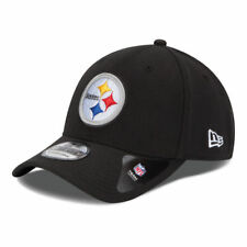 PITTSBURGH STEELERS NEW ERA 39THIRTY OFFICIAL CLASSIC TEAM COLORS FLEX HAT NWT
