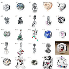Charms Bead European Charm Alloy Silver Pendant Fit 925 Bracelets jewelry Chain