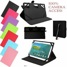 """Universal Flip Cover Case Stand Fits Nook 9""""-inch Tablet- Stylus Pen"""