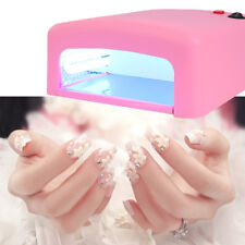 Hot 36W UV Lamp Gel Nail Dryer Curing Light Timer Nail Art Tools CMX