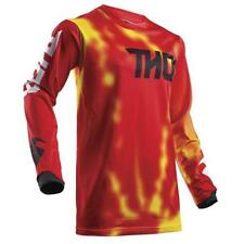Thor Pulse Air Radiate Motocross Jersey 2018 - RED MOTOCROSS ENDURO MX Cross