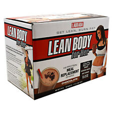 Lean Body For Her Chocolate Drink Mix 20 CT