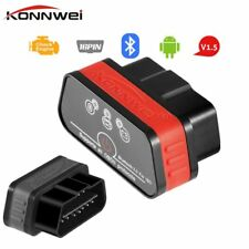 KW901 ELM327 OBD2  OBDII Car Diagnostic Tool Code Scanner for Android for ISO GT
