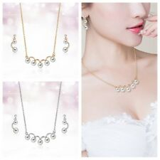 Jewelry Sets Necklace Earrings Imitate Pearl Sets Women Party Jewelry Wedding