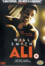 Ali (DVD, 2002, 2-Disc Set) Will Smith. New and Sealed.