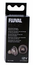 NEW Fluval EDGE Shielded Halogen Replacement Bulb 10 Watts  2 pack SHIPS FREE