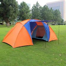 Camping Party Tents Folding Two Room Tent Outdoor Travel Large Camping Tent