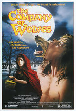 The Company Of Wolves Movie Poster Print - 1984 - Horror - 1 Sheet Artwork