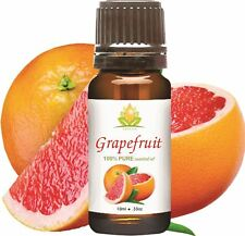 CROCON GRAPEFRUIT OIL 100% NATURAL PURE UNDILUTED UNCUT ESSENTIAL OIL 5ML TO 250