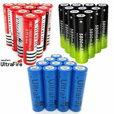 18650 Battery Charger 3.7V Rechargeable Li-ion For Flashlight Torch Battery _