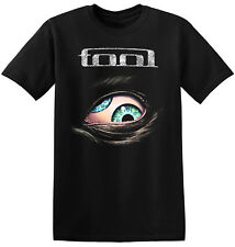 Tool T Shirt Heavy Rock Band Tees Cool New Unisex Black Graphic Print 1-A-200